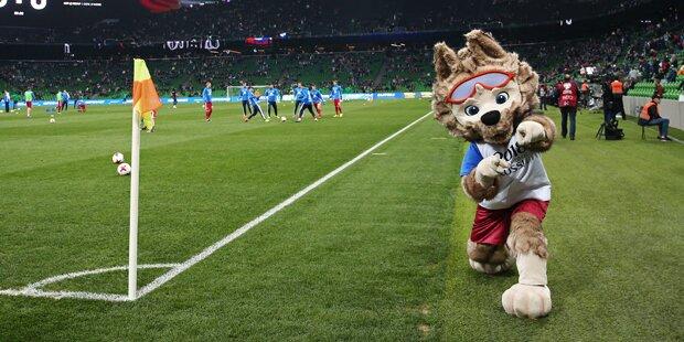 Kommt Fan-Boykott für Russland-WM?