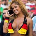 Die heißesten Fans der Fußball-WM