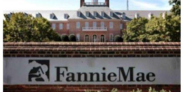 Staat übernimmt Kontrolle über Fannie Mae