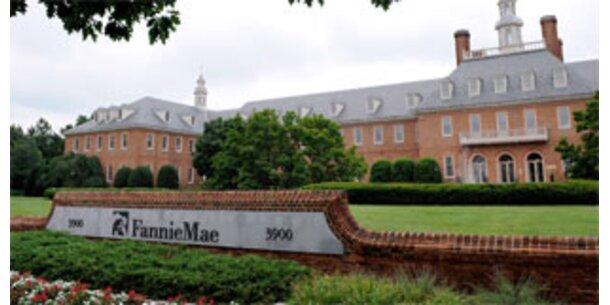 Fannie Mae machte 58 Mrd-Dollar Miese
