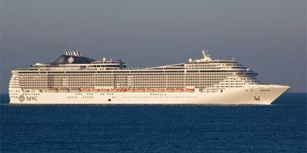 Bomben-Alarm auf Kreuzfahrtschiff