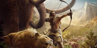 Far Cry Primal ab sofort erhältlich