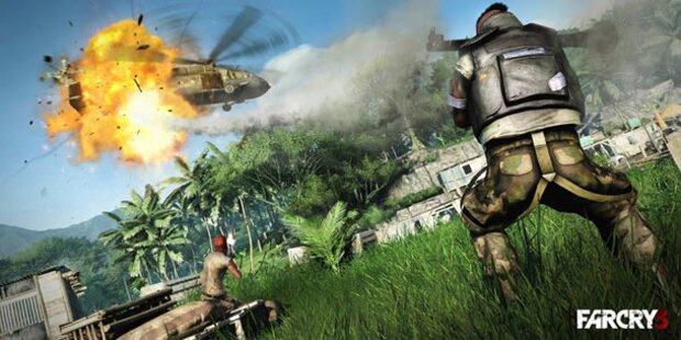 News von Far Cry3, Assassin´s und Siedler