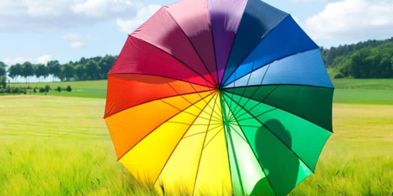 So wirken sich Farben auf die Gesundheit aus