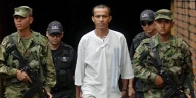 "FARC-Entführte ""verrückt"" geworden"