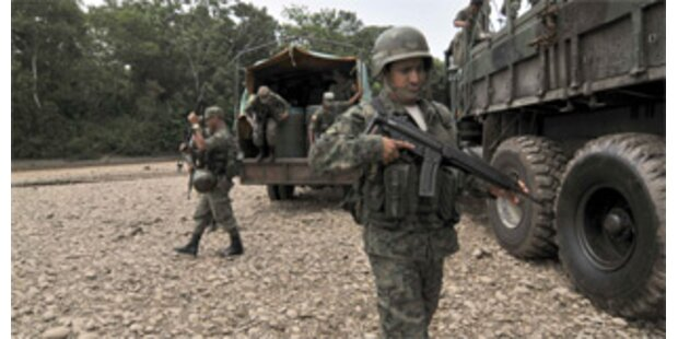 Weiteres Führungsmitglied der FARC getötet
