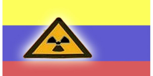 FARC-Rebellen hatten angereichertes Uran