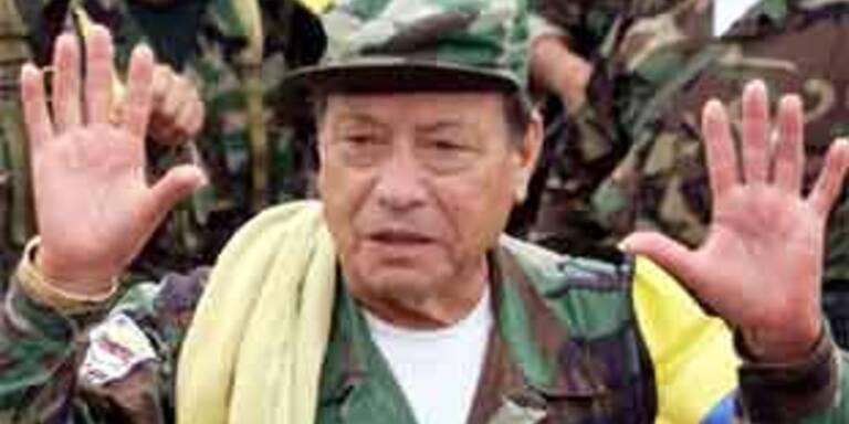 Pedro Antonio Marín alias Tirofijo