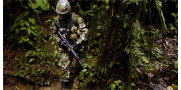 Gewaltsamer FARC-Kampf seit mehr als 40 Jahren