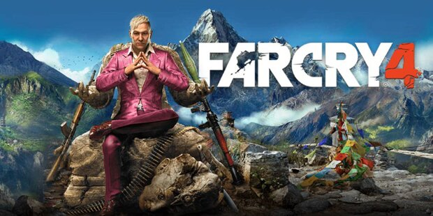 Sony verschenkt jetzt Far Cry 4