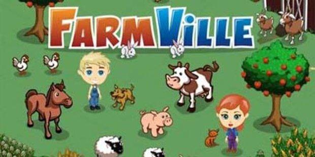 Vorsicht beim Online-Spiel Farmville