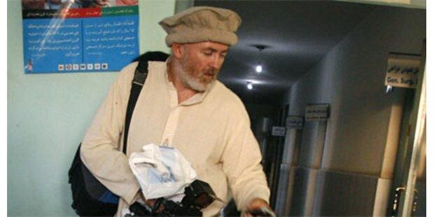 Entführter US-Reporter befreit