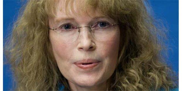 Mia Farrow hungerte 12 Tage für Darfur
