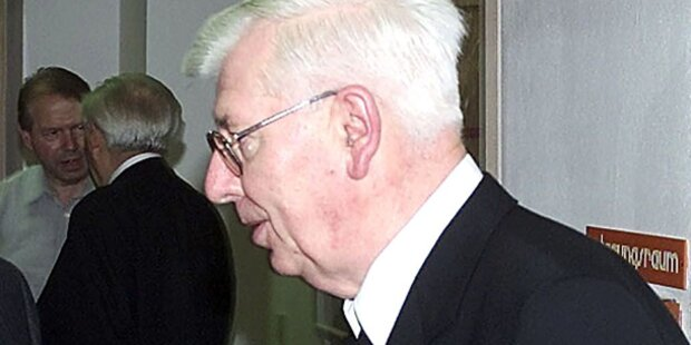 Ex-Weihbischof Fasching gestorben