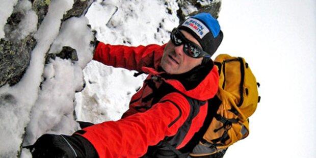 Wolfgang Fasching bei Bergtour verletzt