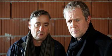 """Andreas Vitasek; Harald Krassnitzer für """"Tatort - Glaube, Liebe, Tod"""""""