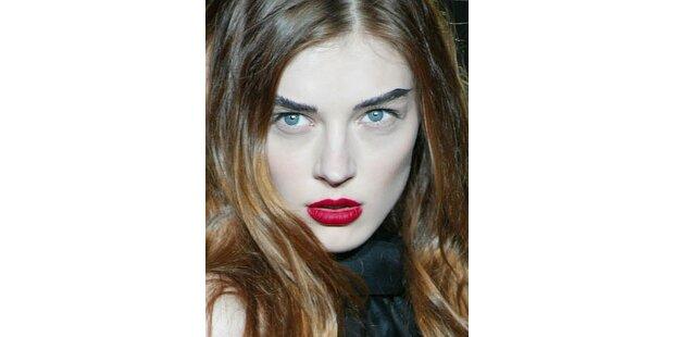Mit roten Lippen wird jede Frau zur Diva