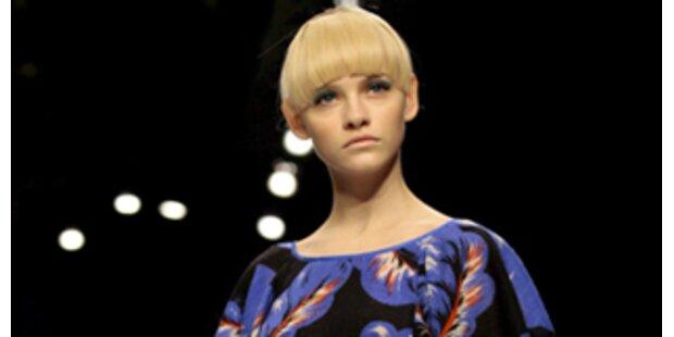 Kate Moss zeigt ihre Modelinie in London
