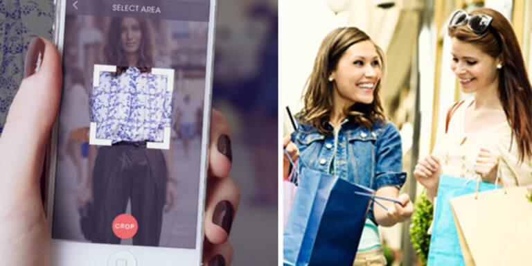 Diese Fashion-Apps sind ein Must-have