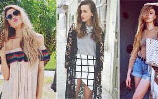 Fashion Inspiration: Die Top 10 der Instagram Fashionistas