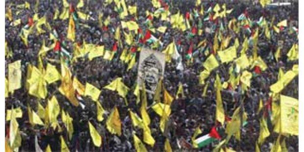 Fatah-Gedenkveranstaltung endet im Blutbad