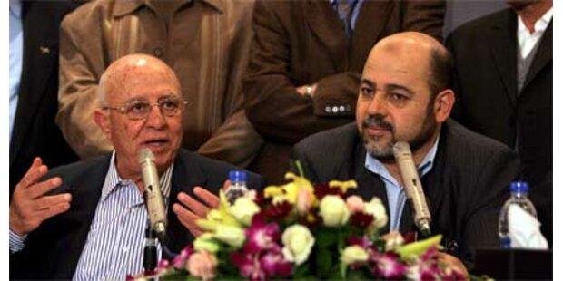 Palästinenser wollen Einheitsregierung bis Ende März