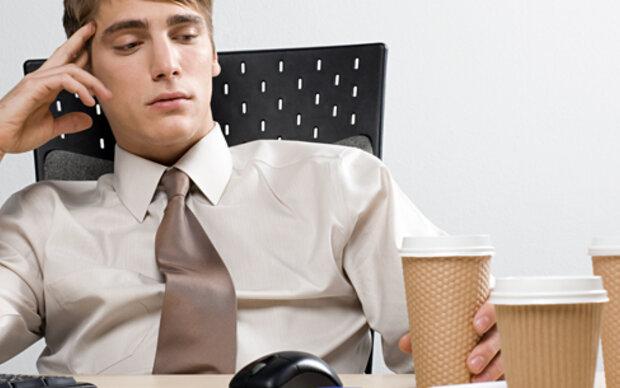 Kaffee macht Ehrgeizler zu Faulsäcken