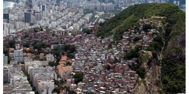 Rio will 119 Armensiedlungen räumen