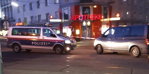 Verdächtiges Paket: Großeinsatz in Wien-Favoriten