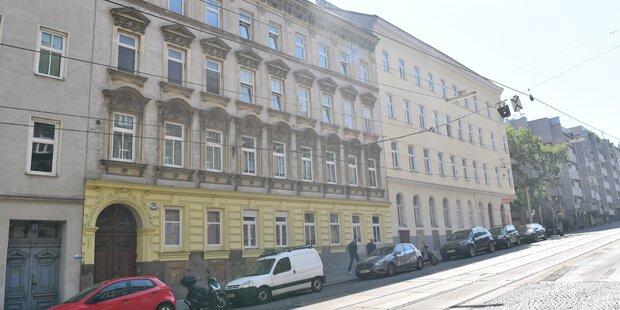 Muslimin schoss in Wien aus dem Fenster