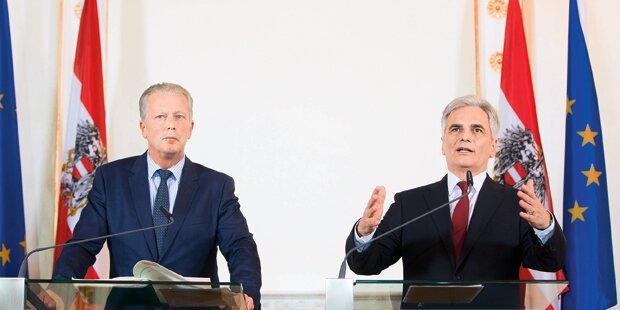 ÖVP kämpft um Macht im ORF