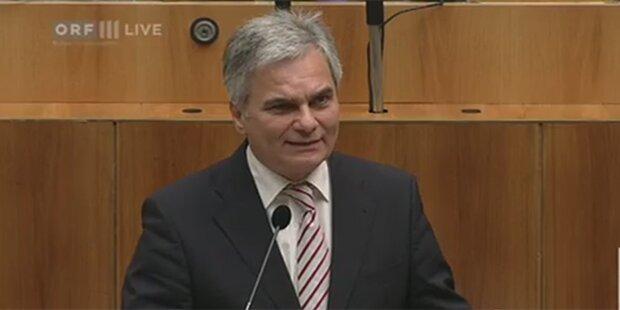 SPÖ: Erste Details zu Steuer-Reform