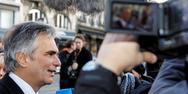 Faymann: Vertagung des EU-Gipfels möglich