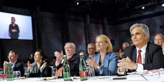 Steuern: Das will die SPÖ