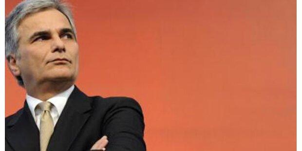 Vermögenssteuer-Debatte spaltet die SPÖ