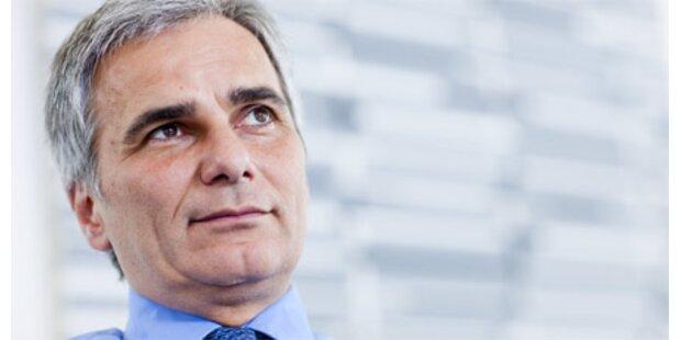 Wähler von Regierung Faymann enttäuscht
