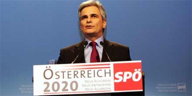 Sozialisten starten Richtung 2020