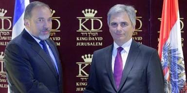 Faymann fordert Ende von Gaza-Blockade