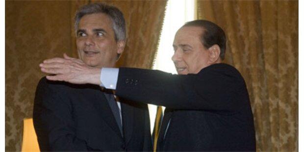 Fesche Italo-Ministerin für Faymann