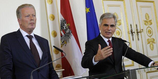 SPÖ fordert von ÖVP