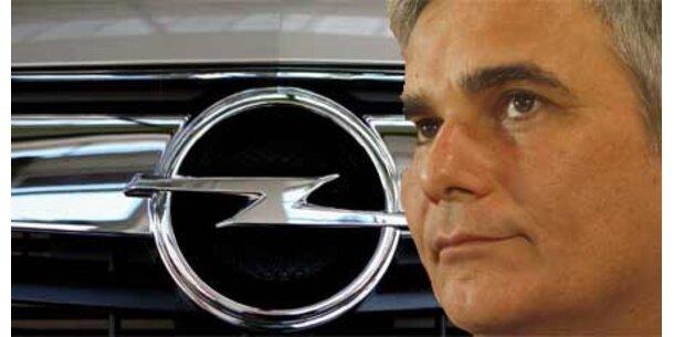 Österreich zahlt nicht für Opel-Rettung