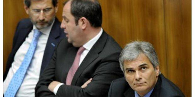 Koalition stürzt in Vertrauenskrise