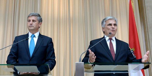 Politik-Gipfel soll die Krise beenden