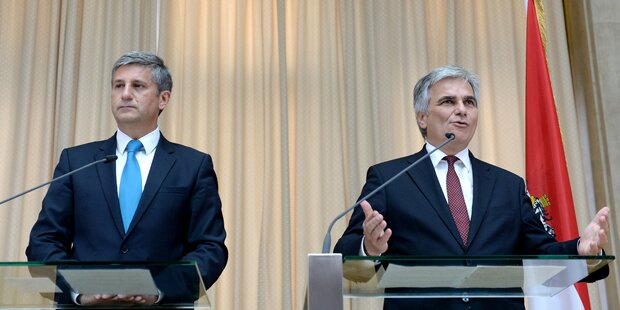 Polit-Streit: Sommer-Krach in Koalition