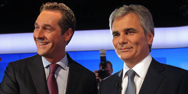 Österreicher mit Politikern unzufrieden