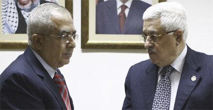 Palästinenser-Regierung zurückgetreten