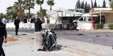 Selbstmordanschlag auf US-Botschaft in Tunis
