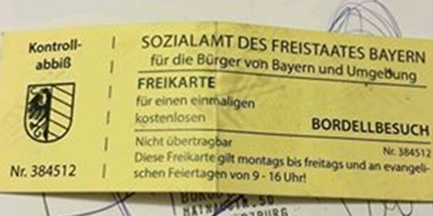 Wirbel um angebliche Bordell-Gutscheine für Flüchtlinge