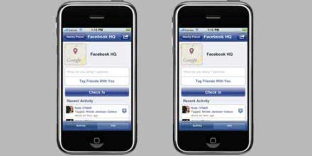 Facebook mutiert zur Handy App-Plattform