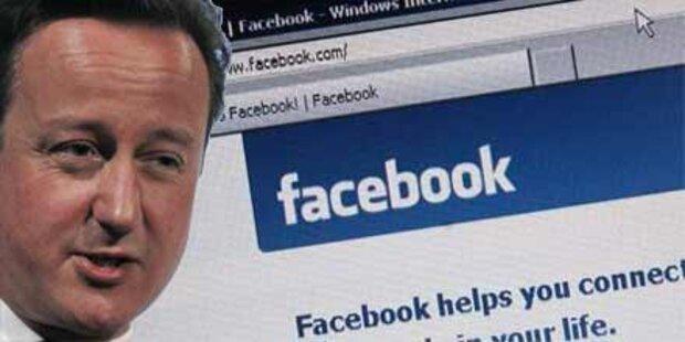 Facebook widersetzt sich Briten-Premier